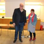 Ivar Scotte och Agneta Rolfhamre 160311